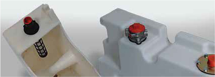 Rotational Moulding (molding) of Products, Fluid & Hydraulic